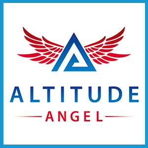 altitude angel logo and link