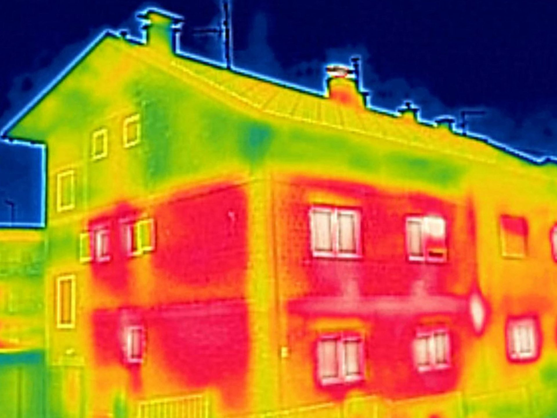 Thermal Building Surveys and Inspections - Save Money and Reduce your Carbon Footprint