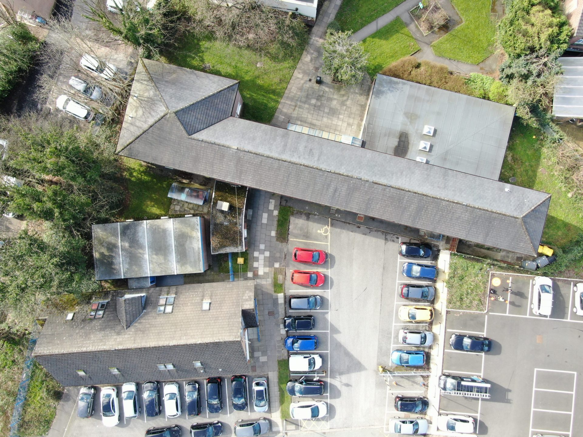 Roof Inspection by Drone Newcastle