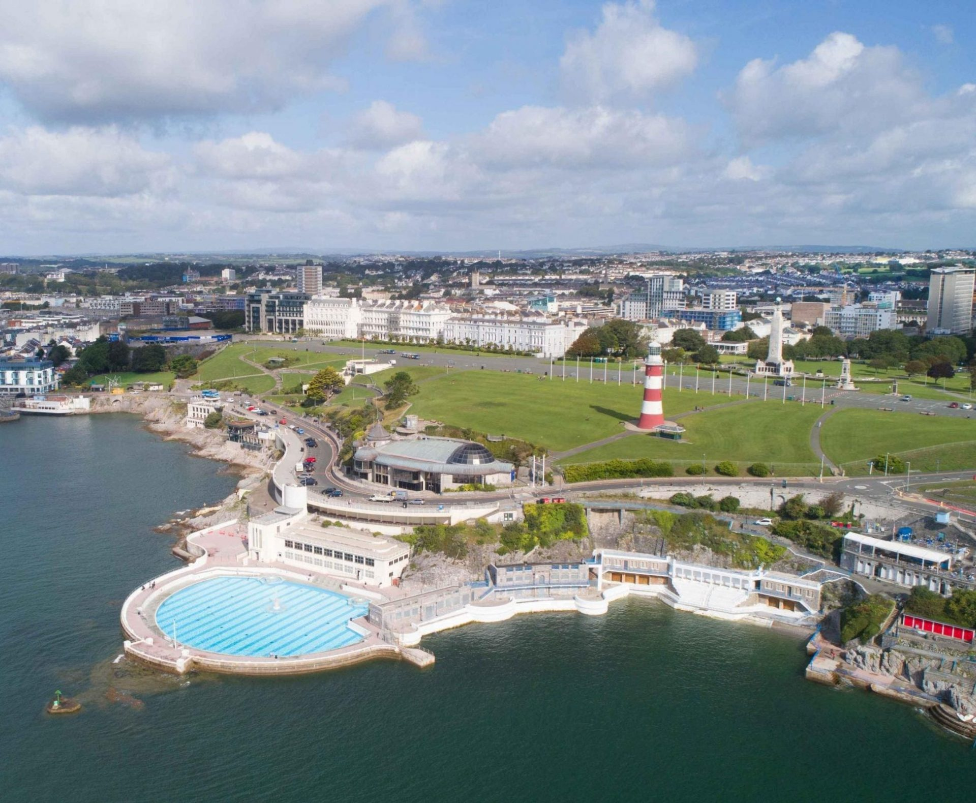 Aerial Roof Inspections using Drones Plymouth