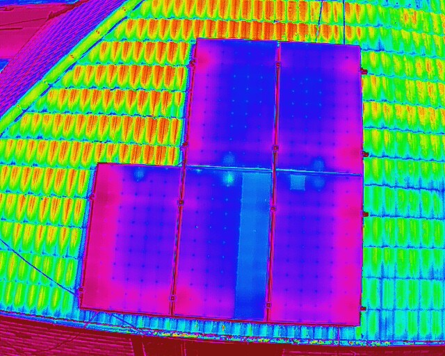 Solar Panel Inspections and Surveys by Drone Site Surveys