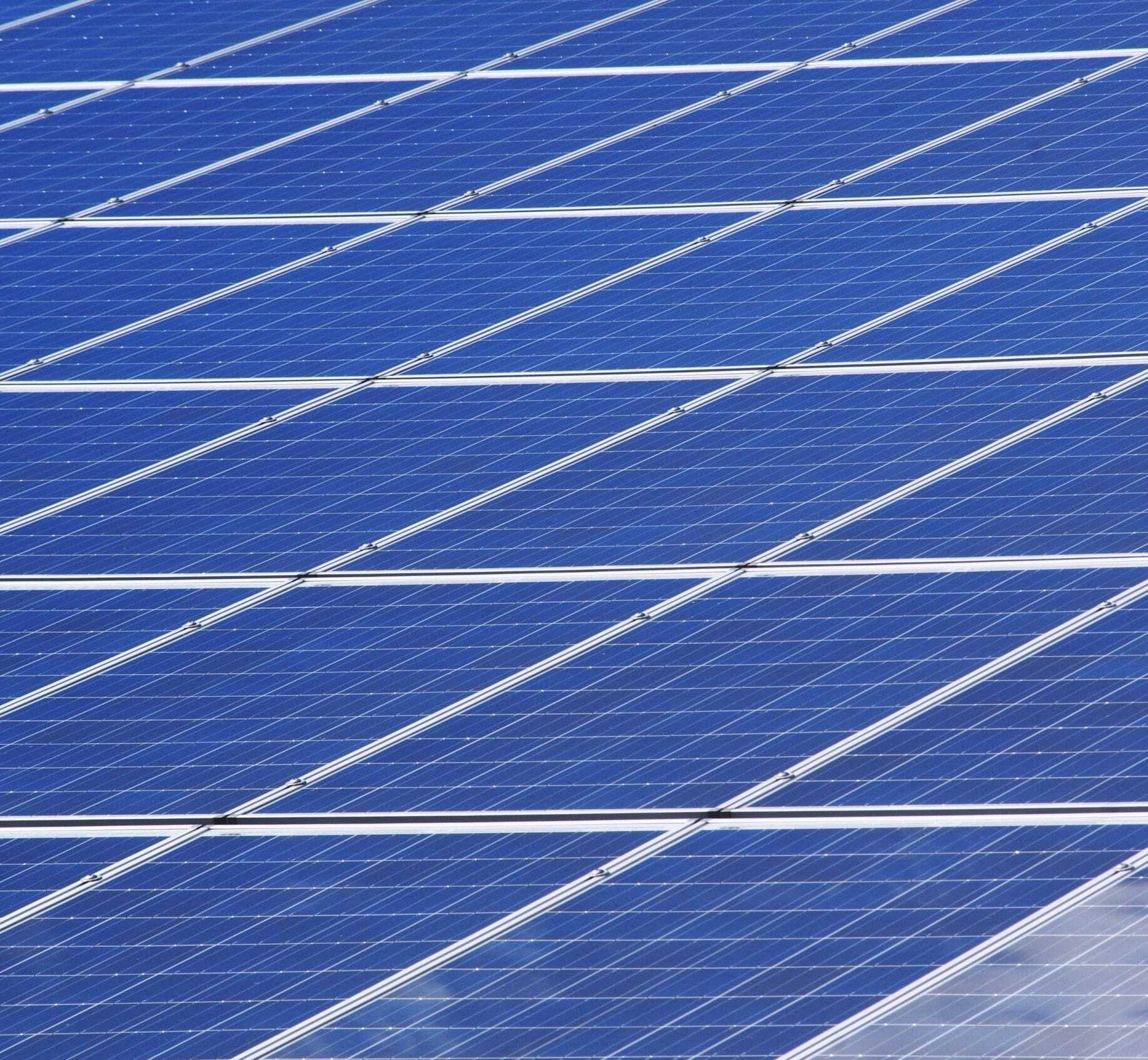 Solar Farm Inspections with Thermal Cameras by Drone Site Surveys